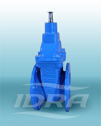 IDRA - задвижка с обрезиненным клином 30ч39р