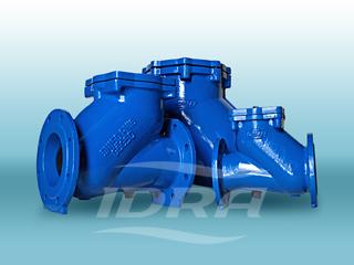 IDRA - канализационный обратный клапан для воды